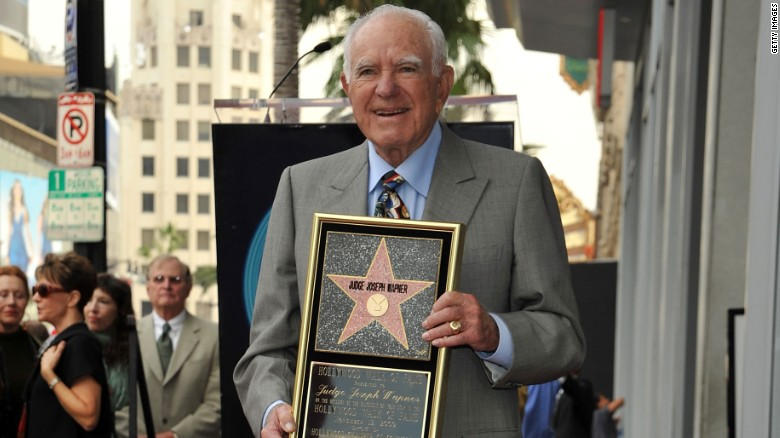 'People's Court' Judge Wapner dead at 97