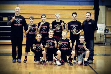 Clearfield 6th Graders Win Brookville Tourney