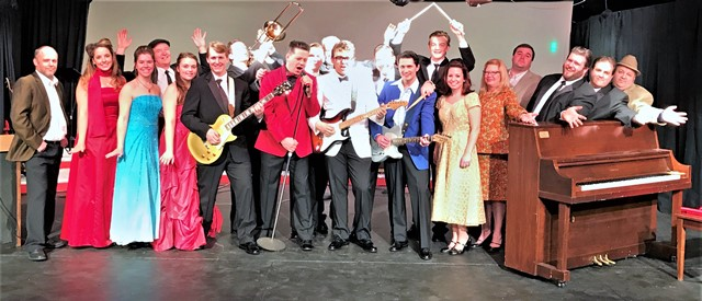 CAST Adding Final Performance for Buddy Holly Story