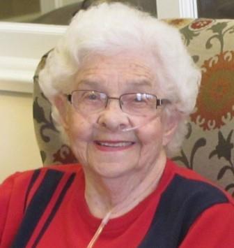 Obituary Notice: Anna M. Haines