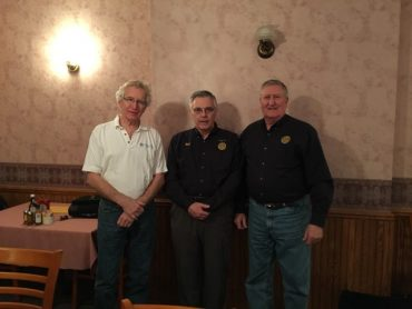 Curwensville Rotary Hears from Habitat for Humanity Representative
