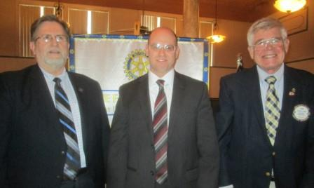 CNB Presents at Clearfield Rotary