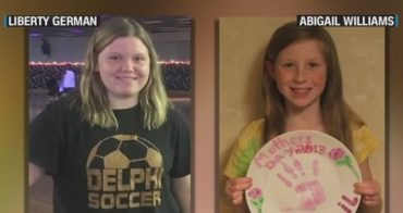 Police search for suspect in deaths of Indiana teens who vanished on hike
