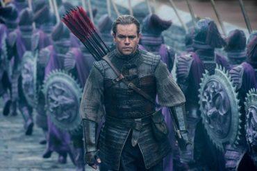 Matt Damon battles monsters in solid 'The Great Wall'