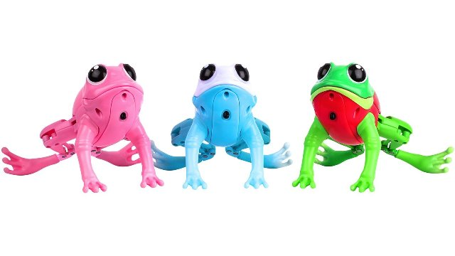 More than 400,000 plastic toy frogs recalled