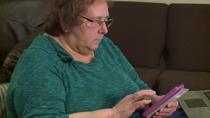 Woman says she was fooled by tech support scam