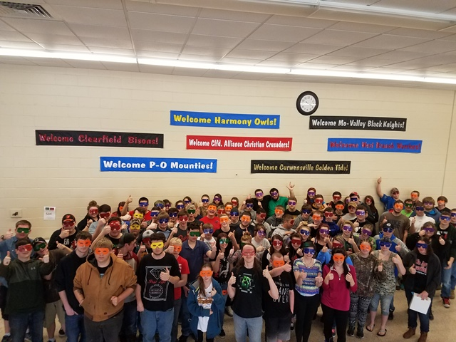 CCCTC Students Hold Spirit Week and Fundraiser for Boy with Neuroblastoma