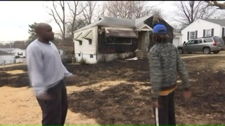 Man Trying to Get Moles Out of His Yard Sets Neighbor's House on Fire