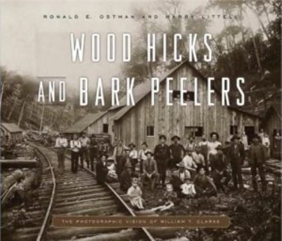 Wood Hicks and Bark Peelers Book-signing Event is March 18