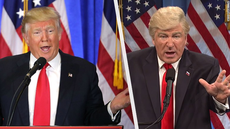 Alec Baldwin explains key to Trump impression