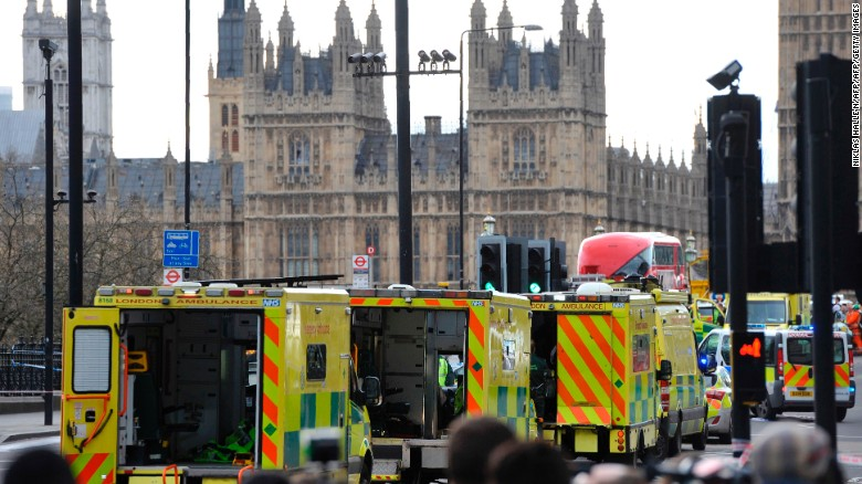 London victims: Police officer, teacher, American tourist killed