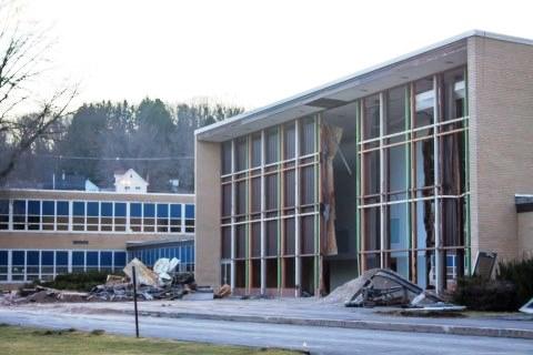 OSHA Cites Contractor Demolishing Former Clearfield Area Middle School