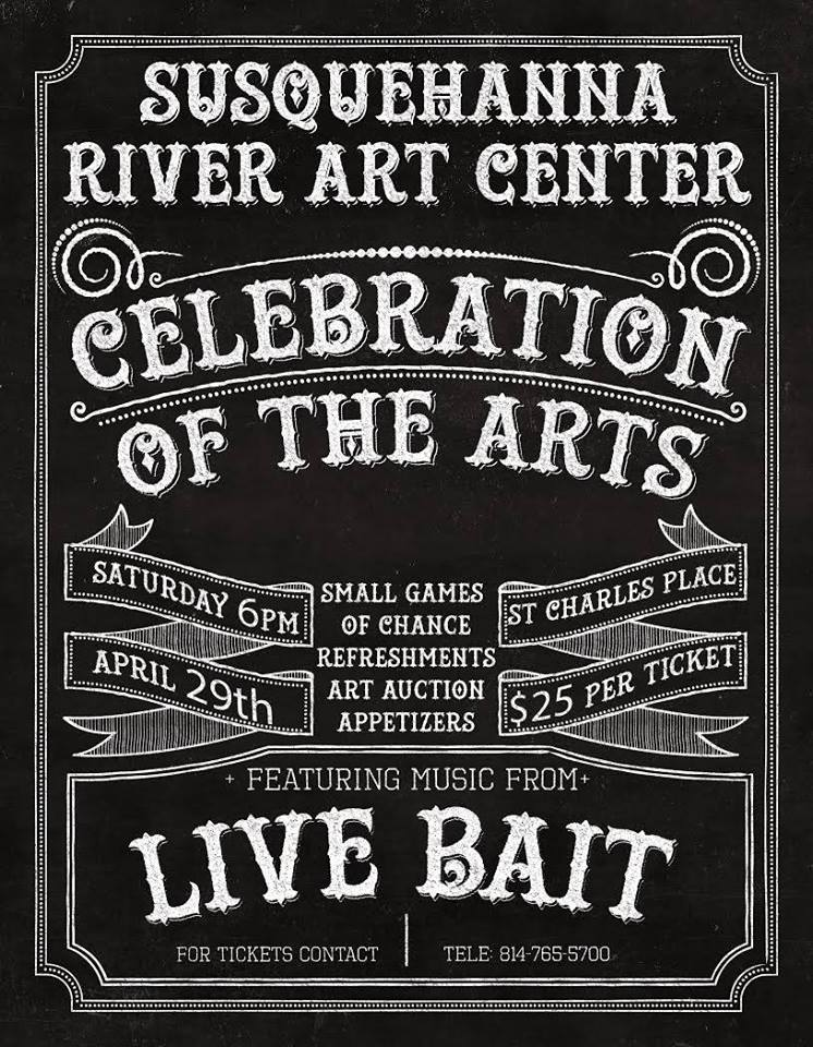Celebration of the Arts is April 29