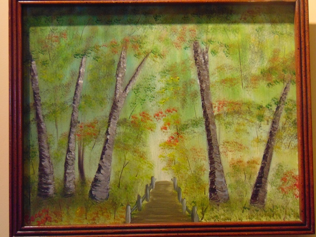 Art of LHU Clearfield Grad on Exhibit at Campus