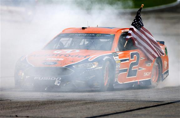 Parks Pit Report:  Folds of Honor QuikTrip 500