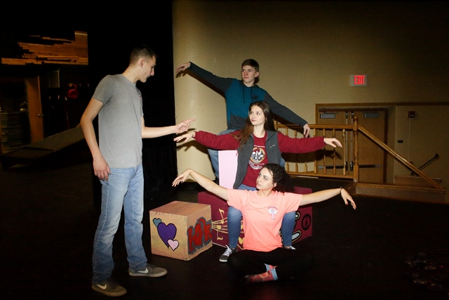 Curwensville Students to Present Godspell
