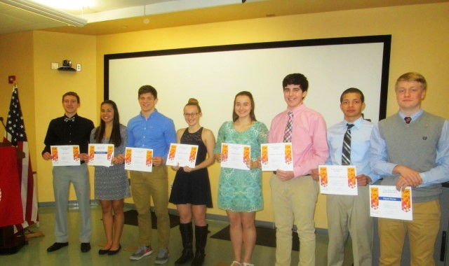 Clearfield Rotary Holds Speech Contest