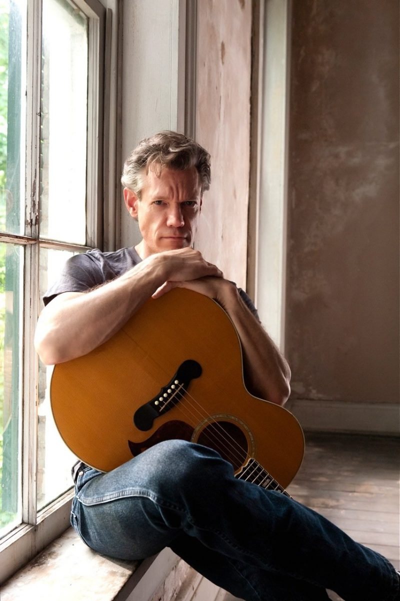 Randy Travis gives health update, says he's doing 'good'