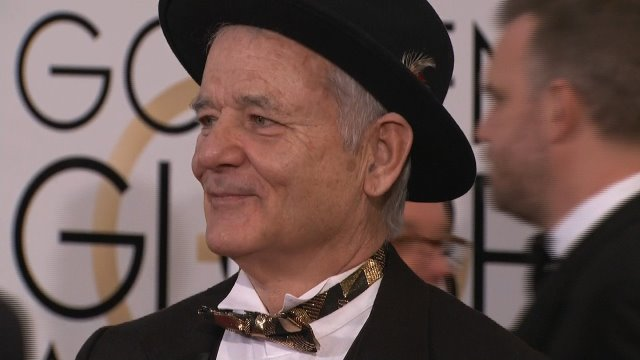 Bill Murray a sports good luck charm again, this time for Xavier