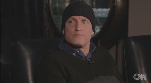 Woody Harrelson has given up pot