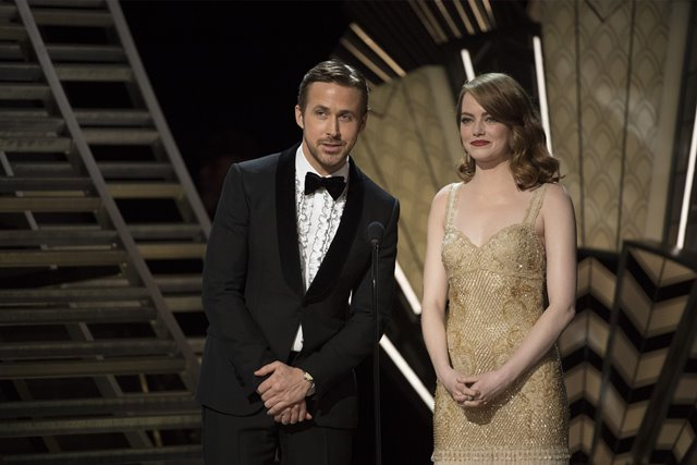 Why Ryan Gosling giggled during Oscars mix up
