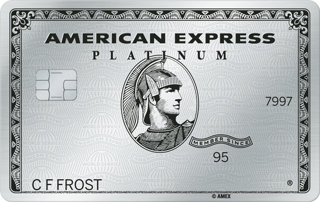 Amex beefs up perks for Platinum cardholders