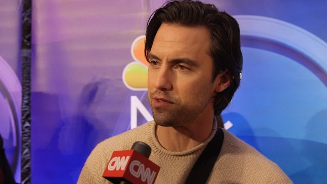 'This Is Us' star cries too