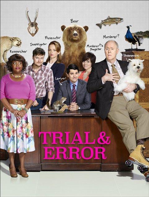 John Lithgow makes case for NBC sitcom 'Trial & Error'