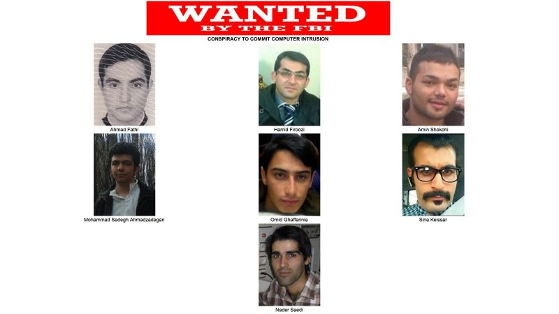 Meet the FBI's top 5 Most Wanted for cyber crimes