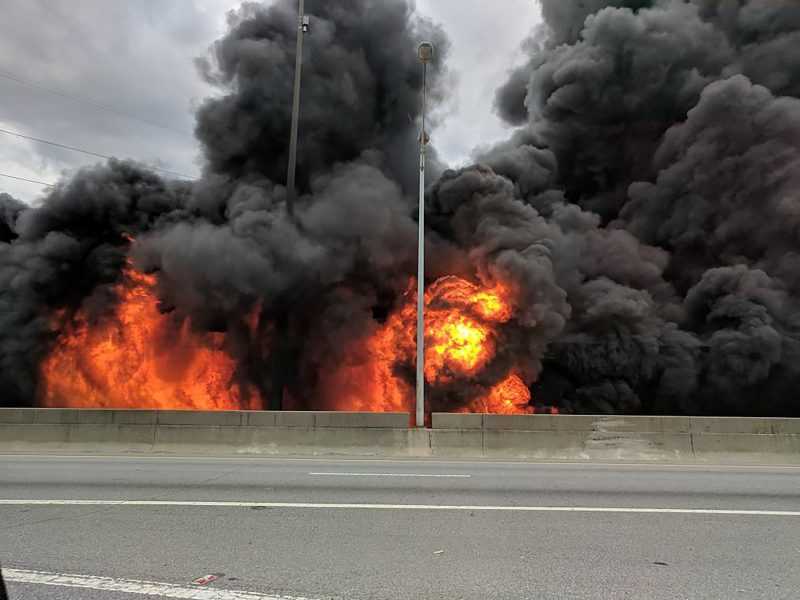 I-85 collapse in Atlanta: What caused it?
