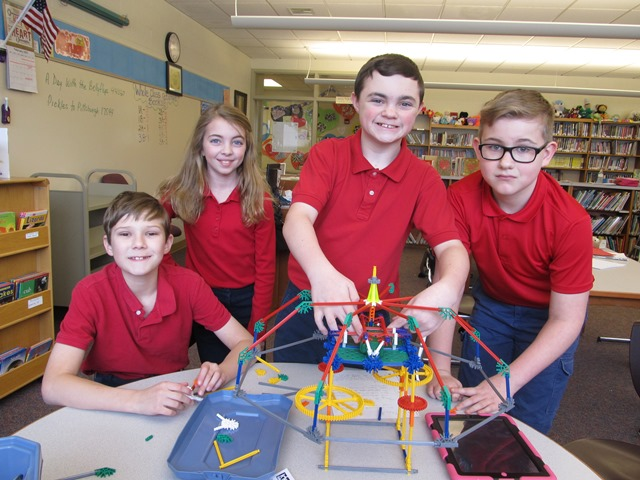 DCC Elementary to Compete in STEM Event At Clarion