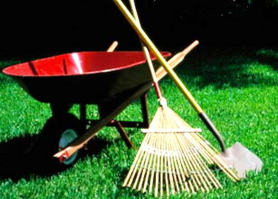 Clearfield Borough Spring Clean-up Schedule