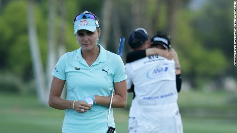 LPGA Commissioner: 'I feel horrible for Lexi Thompson'