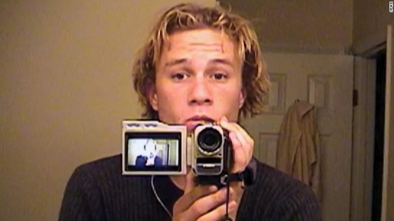 Heath Ledger as you've never seen him