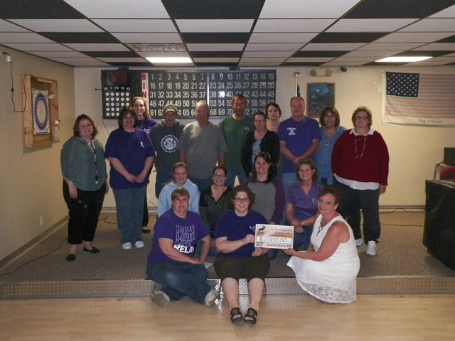Event Benefits Mo-Valley Relay for Life