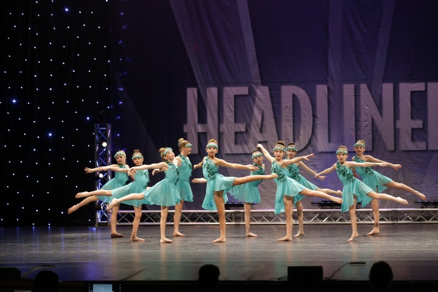 Dance Co. Receives Awards at Various Competitions