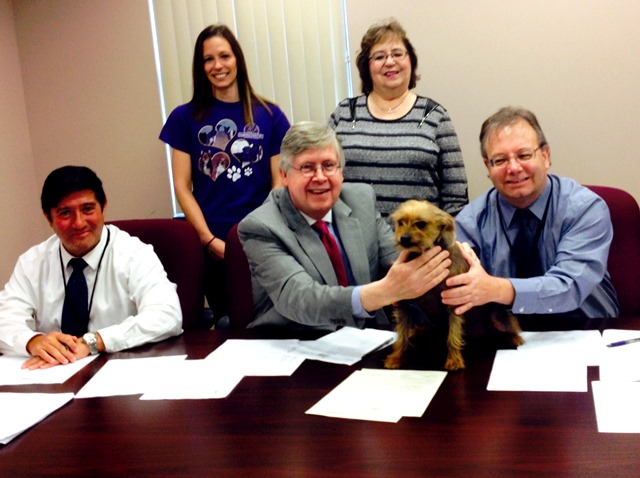 County Proclaims Animal Cruelty Prevention Week