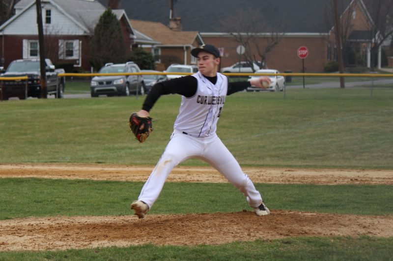 Unearned Runs and Early Mistakes Lead to Curwensville Loss to Elk County Catholic