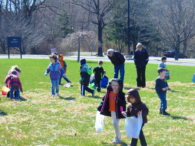 LHU Clearfield Holds Community Easter Egg Hunt