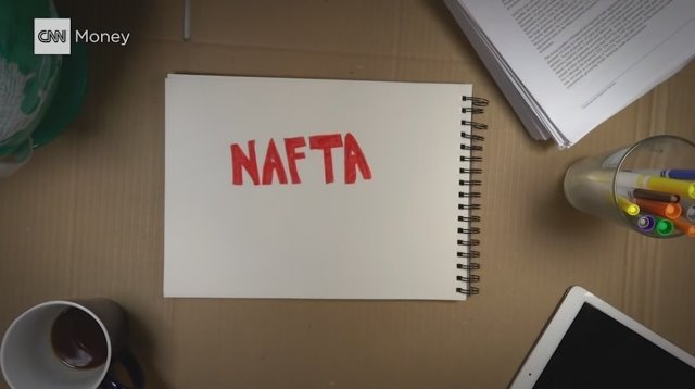 Mexico: Let's get NAFTA done now