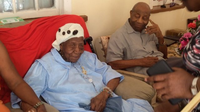 There's a new world's oldest woman