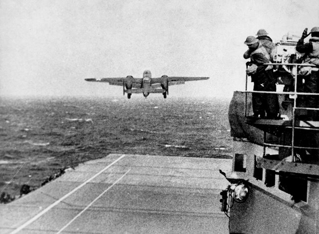 75 years ago, the Doolittle Raid changed history