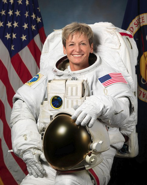 Meet the woman who just made American space history
