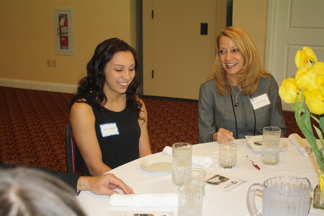 Annual Luncheon Brings Together Students with Those Who Help Make Education Possible