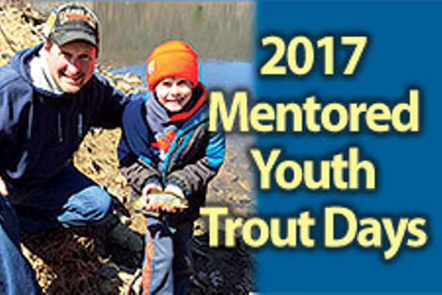Saturday Marks PA's Second Mentored Youth Trout Day