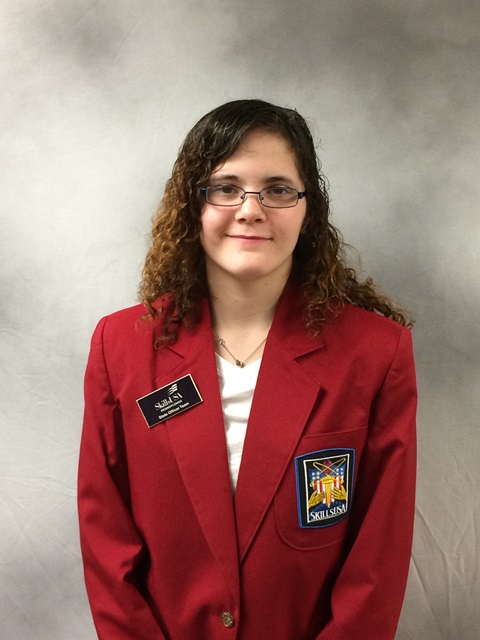 CCCTC Student Becomes First PA State Officer for SkillsUSA