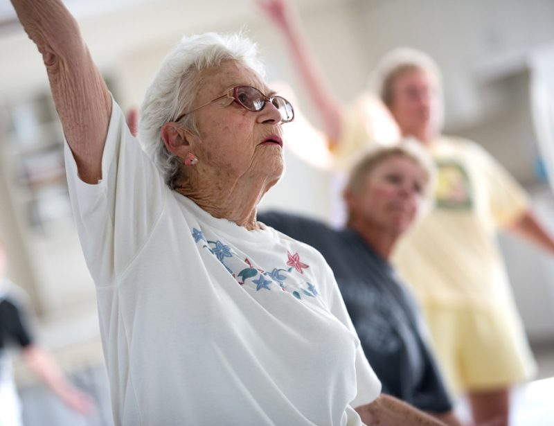 The Medical Minute: Exercise Helps to Keep Seniors Safe from Falls