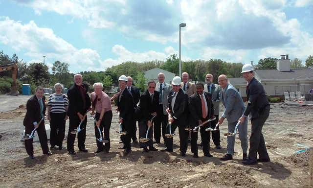 BREAKING: Groundbreaking Held at Westminster Place at Windy Hill Village in Philipsburg