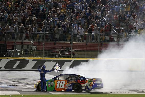 Parks Pit Report:  Monster Energy NASCAR All-Star Race