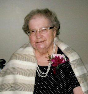 Obituary Notice: I. Marguerite Dickey
